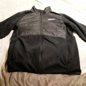 Black Columbia jacket